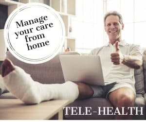 Telehealth - Manage your care from home